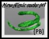 {PB}New Toxic Snake Pet