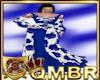 QMBR Velvet R Blue Rz