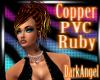 Ruby Copper Pvc