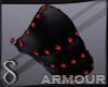 -S- Necro Armor Red