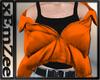 MZ - Sally Coat Orange