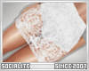 !0h! White Lace Mini