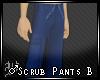 ♂Scrub Pants B