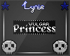 Vulgar Princess(MADE)