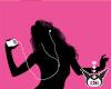 my mp3 (pink)