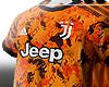 Juventus Orange Camo
