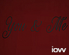 """Iv""""You and Me"""