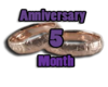 5 Months Anniversary