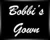 Bobbi's Gown