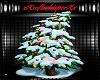 DJ Light Christmas Tree