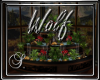 (SL)Wolf Corner Fountain