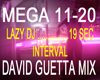 D.GUETTA MEGAMIX2 19 SEC