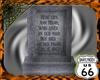 SD Ann Mann Headstone