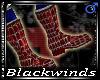 BW|M| Spiderman Boots