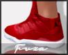 [Red] Jordan Retro 11