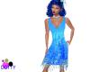 aquamarine flapper