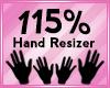Hand Scaler 115%