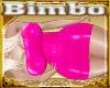 Bimbo Pink Mini Dress