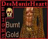 Reaper Robe Burnt Gold