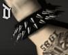 Spike Bracelet L