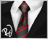 -RJ- Suit w/ Black Tie