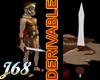 J68 Sword Roman Gladius