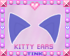 Gato Ears | Blue