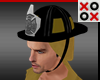 Firefighter Helmet/Hair