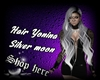Hair Yonina Silver moon