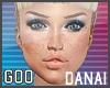 {G} Danai Head Freckle 1
