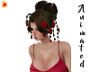 {DP} Red Roses for hair