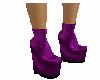 (goto) sexy purple boots