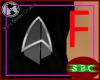 PIC Comm-Badge F