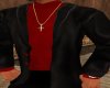 (MC) Casual Suit-Red