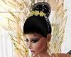 Golden Etoile Black Hair
