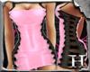 +H+ Strutter - Pink BM