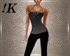 !K! Heather Corset Fit
