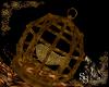 Steampunk Birdcage Hat