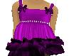 Purple Ruffle top 1