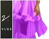 v. Kaia Ruffle Skirt Lav