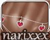 Valentine Belly Chain