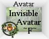 Invisible Avatar Female