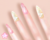 🌟 Flower Nail|Mix