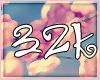 32k Sticker