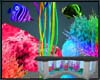 Neon Fish Tank Sofa