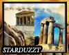 S~ Greek Ruins Backdrop