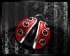 -K- Ladybug Top Piercing