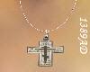 Orthodox Cross Pendant F