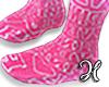 PINK  Reloaded  Socks