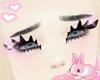 ♡  bottom lashes ♡